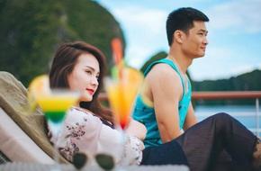 Bố chồng Bảo Thanh động viên khi con dâu vướng scandal nhắn tin cho Việt Anh