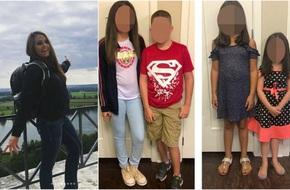 Để mặc 4 con ở nhà cùng 1 khẩu súng, mẹ thản nhiên xách vali du lịch tận 11 ngày không mảy may lo lắng