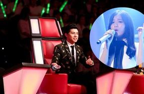 The Voice: Noo Phước Thịnh giữ lại