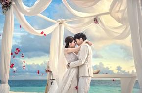 Cặp đôi yêu nhau từ thời tay trắng đến đám cưới bạc tỷ bao trọn resort 5 sao Maldives khi chàng thành đại gia