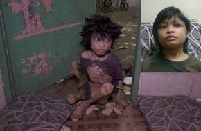 Bị mẹ đẻ nhốt 2 năm trời chỉ ăn đất và nước tiểu, cậu bé suýt chết vì suy dinh dưỡng giờ đã thế này