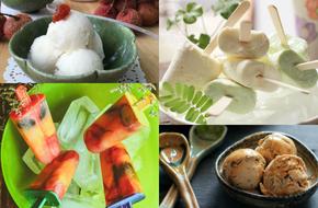 Mùa hè bạn nhất định phải có trọn bộ công thức làm kem không cần máy mịn ngon xuất sắc!