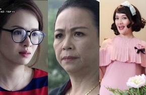Những người phụ nữ 'giỏi việc nước, đảm việc nhà' có một không hai của màn ảnh Việt 2017