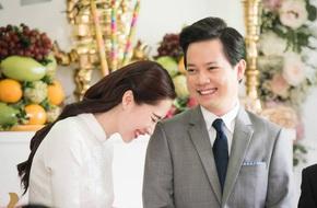 Hoa hậu Đặng Thu Thảo công khai trêu chọc chồng đại gia trên mạng xã hội