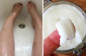 Dùng dầu dừa để tắm, ngờ đâu cô gái lại gặp nạn bất ngờ