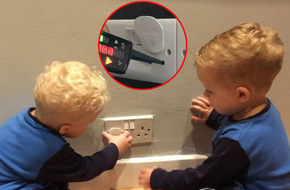 Chuyên gia điện cảnh báo: Miếng che ổ điện tưởng có ích mà lại có thể khiến con bạn gặp nguy hiểm chết người