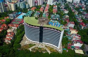 Bệnh viện Quốc tế 5 sao bị bỏ quên giữa lòng Hà Nội