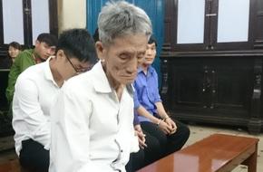 Ông già 70 tuổi hiếp dâm bé gái bị kết án 12 năm tù giam