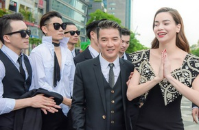 Hết ngủ chung giường vì con, Hồ Ngọc Hà - Cường Đô La lại cùng quay MV cho Mr. Đàm