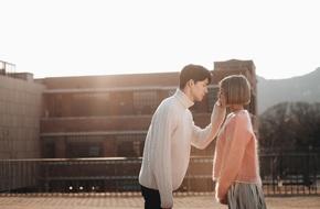 Ghen tị với tình yêu siêu lãng mạn của Min và chàng soái ca Hàn Quốc