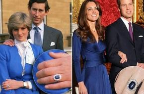 Hóa ra hầu hết đồ trang sức của Công nương Kate đều là đồ 'đi mượn'