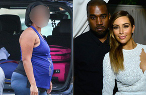 Lộ diện người phụ nữ mang thai hộ cho Kim Kardashian, sẽ sinh con gái vào tháng 12