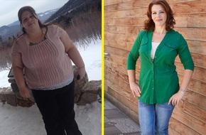 Chỉ cần thay đổi điều duy nhất trong chế độ ăn kiêng, tôi đã giảm được 90kg trong 2 năm