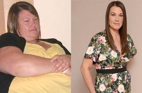 22 tuổi, nặng 172kg và kì tích giảm cân mà bất cứ ai nhìn vào cũng phải khâm phục cô gái này