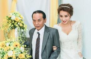 Hải Băng thừa nhận đã bí mật làm lễ đính hôn với Thành Đạt sau khi sinh con