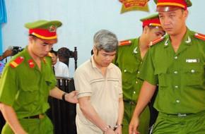 Tử tù giết 2 cháu bé tỏ ra bình thản trước khi tử hình
