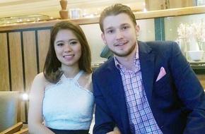 Hôn nhân ngọt ngào của cô gái Việt