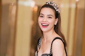 Hồ Ngọc Hà mãn nguyện khi Kim Lý nói về lý do chọn Hà Hồ chứ không phải Hoa hậu