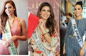 Các đối thủ của Huyền My tại Miss Grand International 2017 đã lộ diện