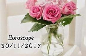 Thứ Năm của bạn (30/11): Bọ Cạp cần làm việc có kế hoạch