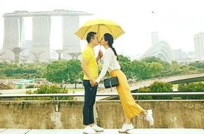 Sau MC Phan Anh, đến lượt Hoàng Bách viết ngôn tình gửi vợ: