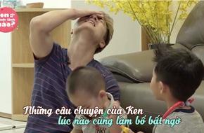 Xuân Lan, Đăng Khôi, Huy Khánh đồng loạt tiết lộ nhiều 'bí mật' về con