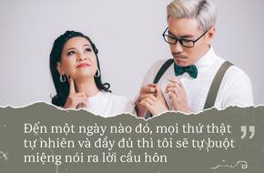 """Kiều Minh Tuấn nói về đám cưới với Cát Phượng: """"Tôi vẫn chưa nghĩ tới điều này""""!"""