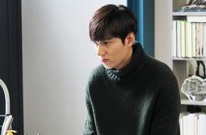 Điêu đứng vì biểu cảm ghen tuông của Lee Min Ho
