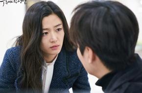 Điều không ngờ nhất đã xảy đến, Jun Ji Hyun lao vào đỡ đạn thay Lee Min Ho