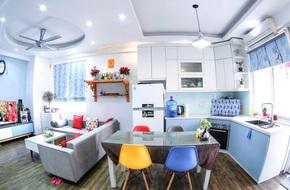 Căn hộ 80m² với phong cách Scandinavian đẹp đến từng chi tiết nhỏ của gia đình cô giáo trẻ ở Hà Nội