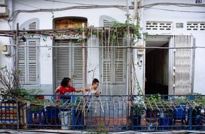 Cuộc sống bí ẩn và bình yên bên trong con hẻm Sài Gòn trăm năm tuổi, nghe cái tên đã lạ: Hào Sĩ Phường