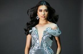 Hé lộ trang phục dạ hội siêu lộng lẫy của Lệ Hằng ở Hoa hậu hoàn vũ