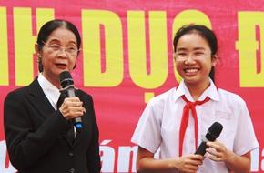 TP.HCM: Xử án xâm hại tình dục trẻ em ngay trong trường học để giáo dục các em học sinh