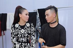 Thu Minh, Tóc Tiên, Noo Phước Thịnh căng thẳng hơn cả học trò trước đêm chung kết The Voice