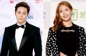 """""""Nữ hoàng Kpop"""" BoA đang hẹn hò với nam diễn viên """"Vua bánh mì"""" Joo Won"""
