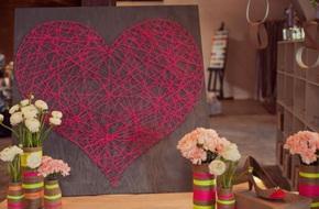 Ý tưởng trang trí nhà cho ngày lễ Valentine vừa dễ làm vừa đẹp đến bất ngờ