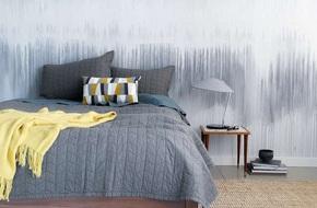 Bạn sẽ có một phòng ngủ thật phong cách nếu biết những cách sơn tường này
