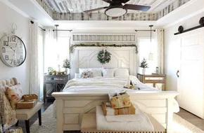 10 mẹo tạo phòng ngủ phong cách đồng quê Pháp tuyệt vời nhất
