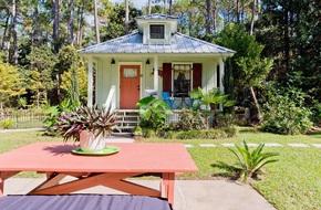 """Ngôi nhà nằm khuất trong rừng có biệt danh """"ngôi nhà dễ thương nhất thế giới"""""""