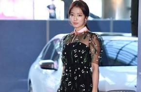 Park Shin Hye béo lên trông thấy khi xuất hiện cùng dàn sao Hàn trên thảm đỏ Baeksang 2017