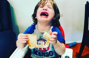 Bật cười với những bức ảnh chứng minh làm trẻ con không dễ đâu nhé