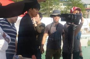 Sắp nhập ngũ Lee Min Ho vẫn miệt mài đi quay quảng cáo