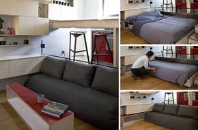 13 mẫu giường ngủ thông minh dành cho phòng ngủ nhỏ