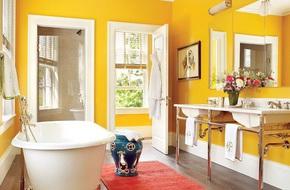 14 ý tưởng vui nhộn để phòng tắm có diện mạo mới