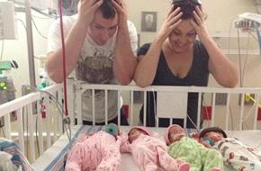 Những câu chuyện sinh nở ly kỳ khiến bạn không tin là có thật, bà mẹ số 2 thật phi thường