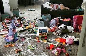 Hậu trường tan tác của những bức ảnh trẻ con siêu dễ thương bạn thường thấy trên mạng