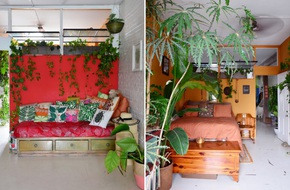Cô gái độc thân biến căn hộ nhỏ ở chung cư cao tầng của mình thành