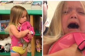 Con gái đòi mua cặp sách Peppa Pig, ông bố đã từ chối thẳng thừng và 'dạy' các cha mẹ một bài học quý