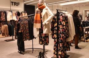 Zara cũng khai trương sớm tại Hà Nội, và đây là những hình ảnh đầu tiên bên trong cửa hàng
