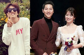 Lee Kwang Soo tiết lộ chuyện Song Joong Ki tự hào thế nào khi